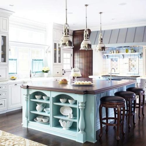 minty kitchen